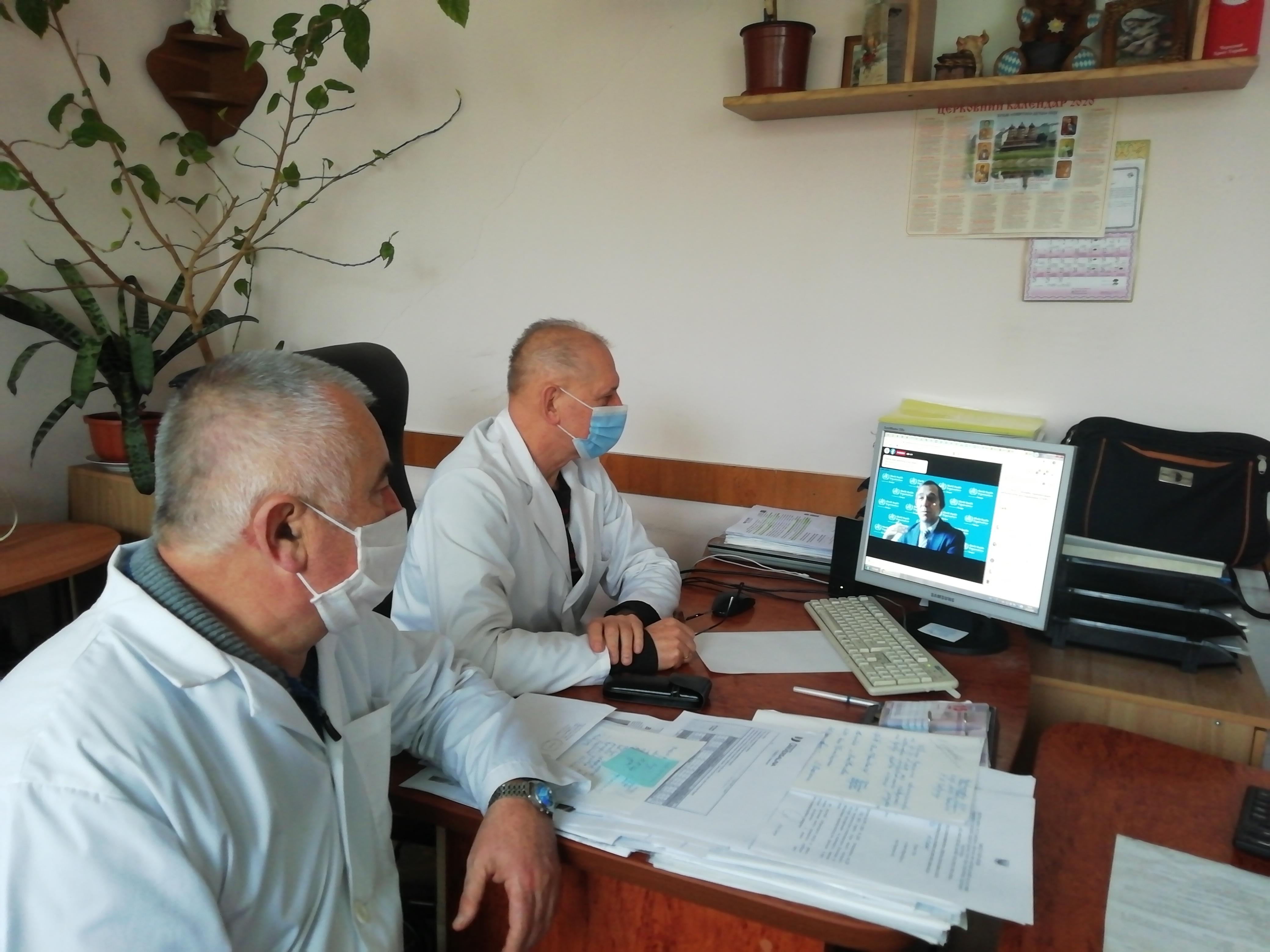 В Україні   вперше проведено  проведено онлайн-презентація результатів дослідження STEPS щодо поширеності факторів ризику неінфекційних захворювань (Н