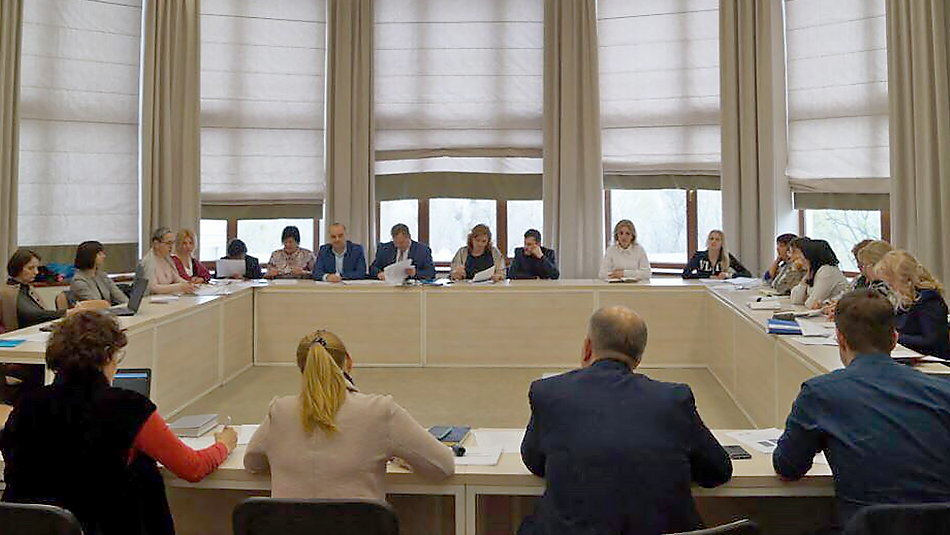 Проведено робочу зустріч щодо  стану захворюваності на кір у західних областях України та шляхам протидії захворюванню