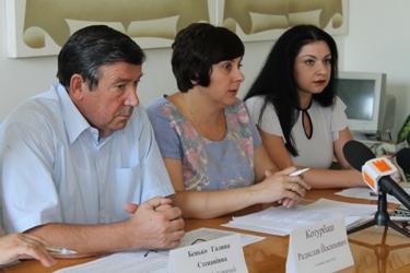 Відбулась прес-конференція щодо епідемічної ситуації з кору на Прикарпатті