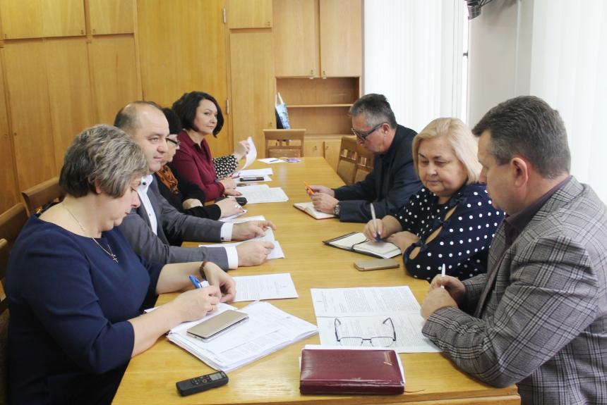 6 листопада відбулося засідання оперативного надзвичайного протиепідемічного штабу