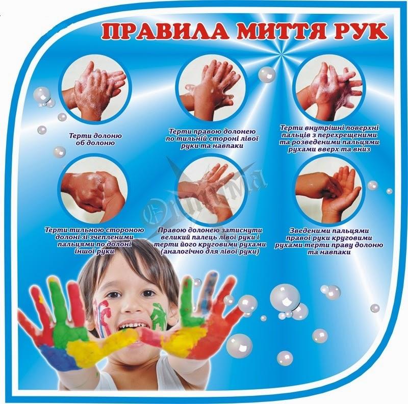 15 жовтня - «Всесвітній  день чистих рук»