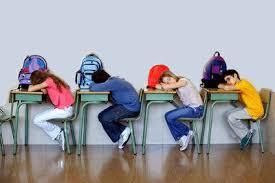 Чому виникають «шкільні хвороби»?