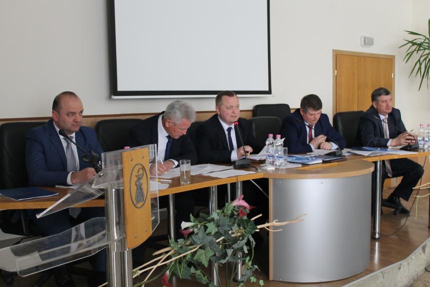 На колегії ДОЗ ОДА підвели підсумки діяльності галузі охорони здоров'я області