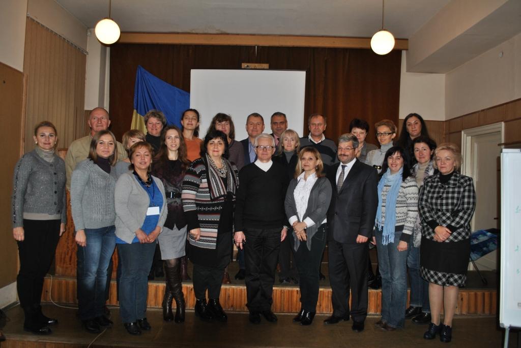 Відбувся тренінг «Використання Міжнародних медико-санітарних правил(ММСП) у епідеміологічній практиці»