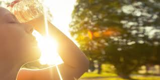 Ризик отримання сонячного чи теплового удару на робочому місці