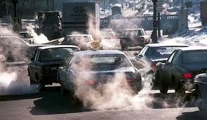 Моніторинг забруднення атмосферного повітря