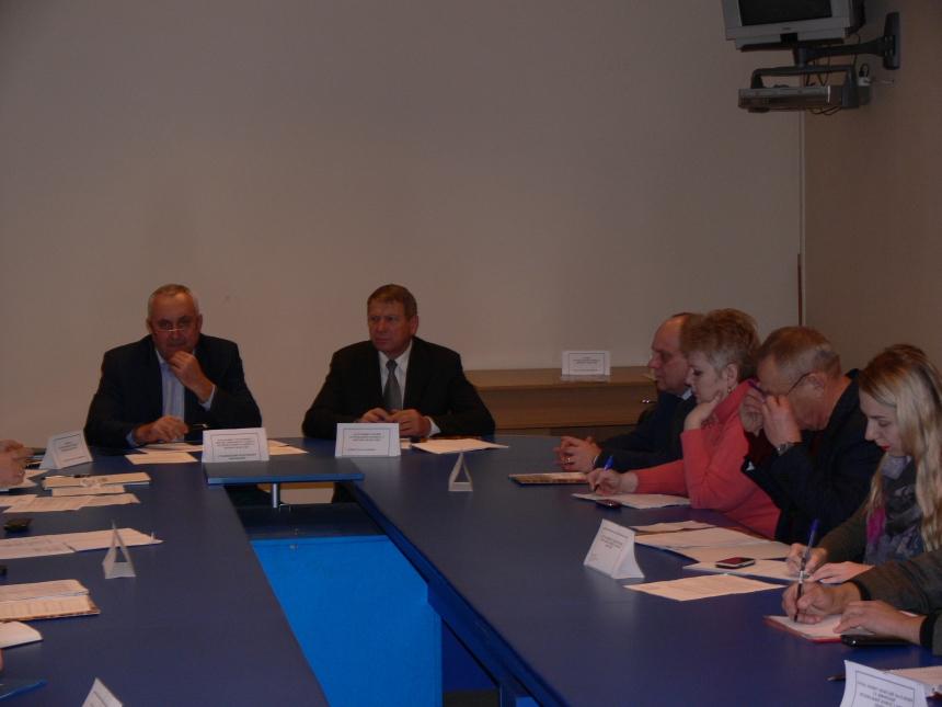 Проведено позачергове засідання регіональної комісії з питань евакуації