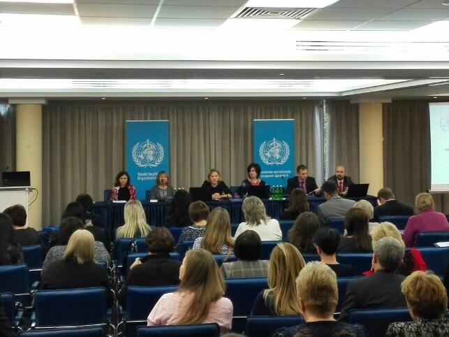 18 - 19 жовтня 2016 року пройшла робоча конференція з інтегрованого нагляду за поліомієлітом, кором та краснухою