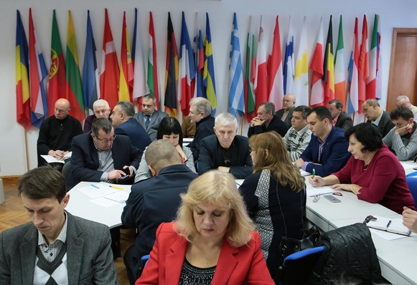 26.12.2018р. відбулось засідання Державної надзвичайної протиепізоотичної комісії