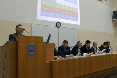 Відбулося засідання колегії департаменту охорони здоров'я Івано-Франківської ОДА