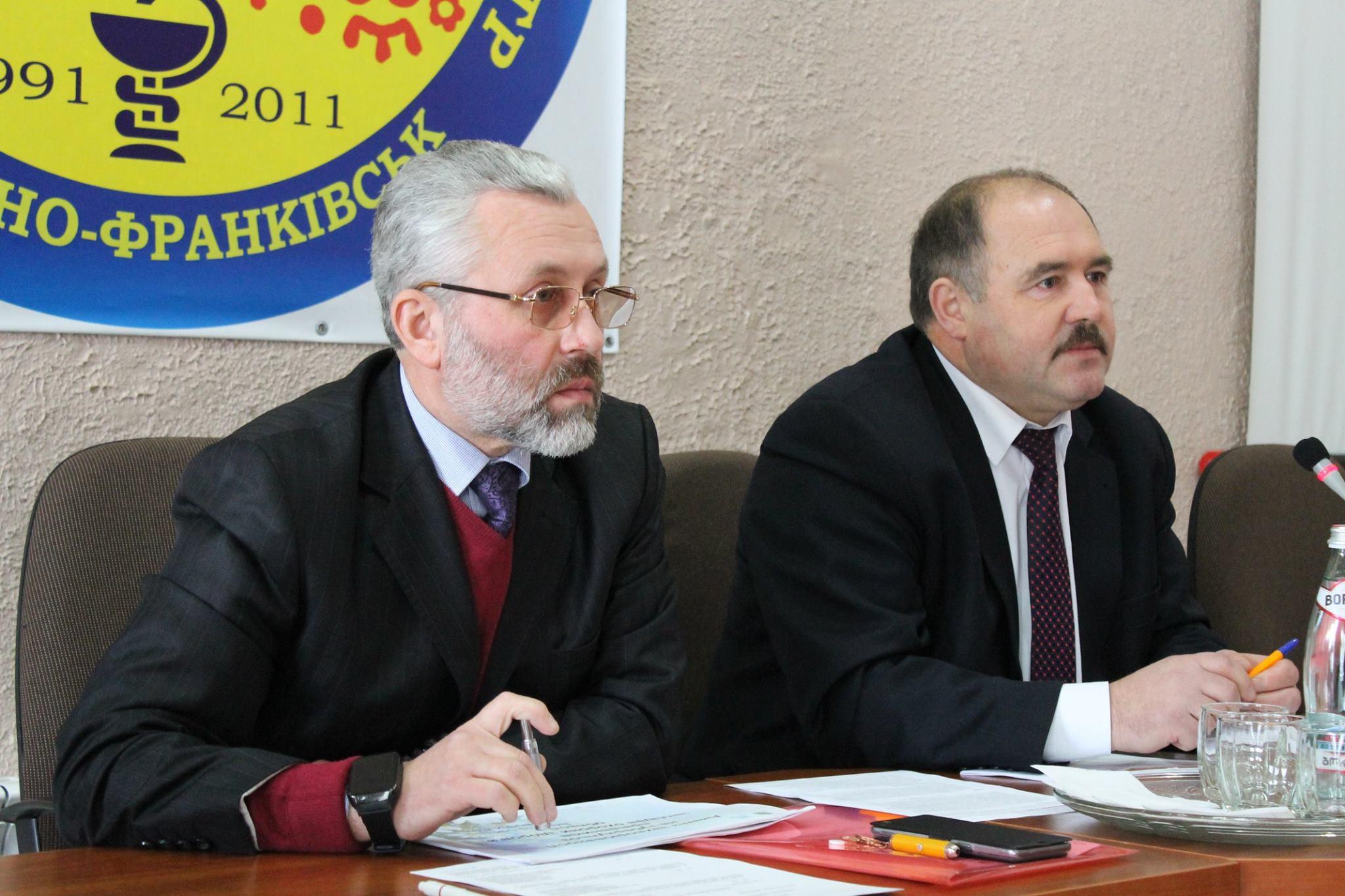 Відбулось засідання координаційної ради з питань протидії туберкульозу та ВІЛ-інфекції/СНІДу.