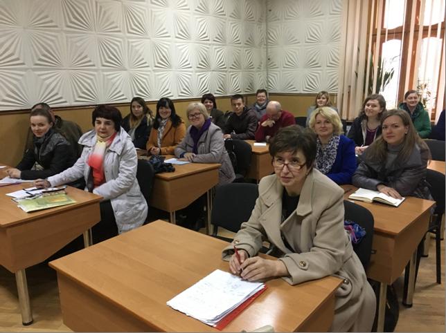 Проведено семінар для фахівців епідпрофілю