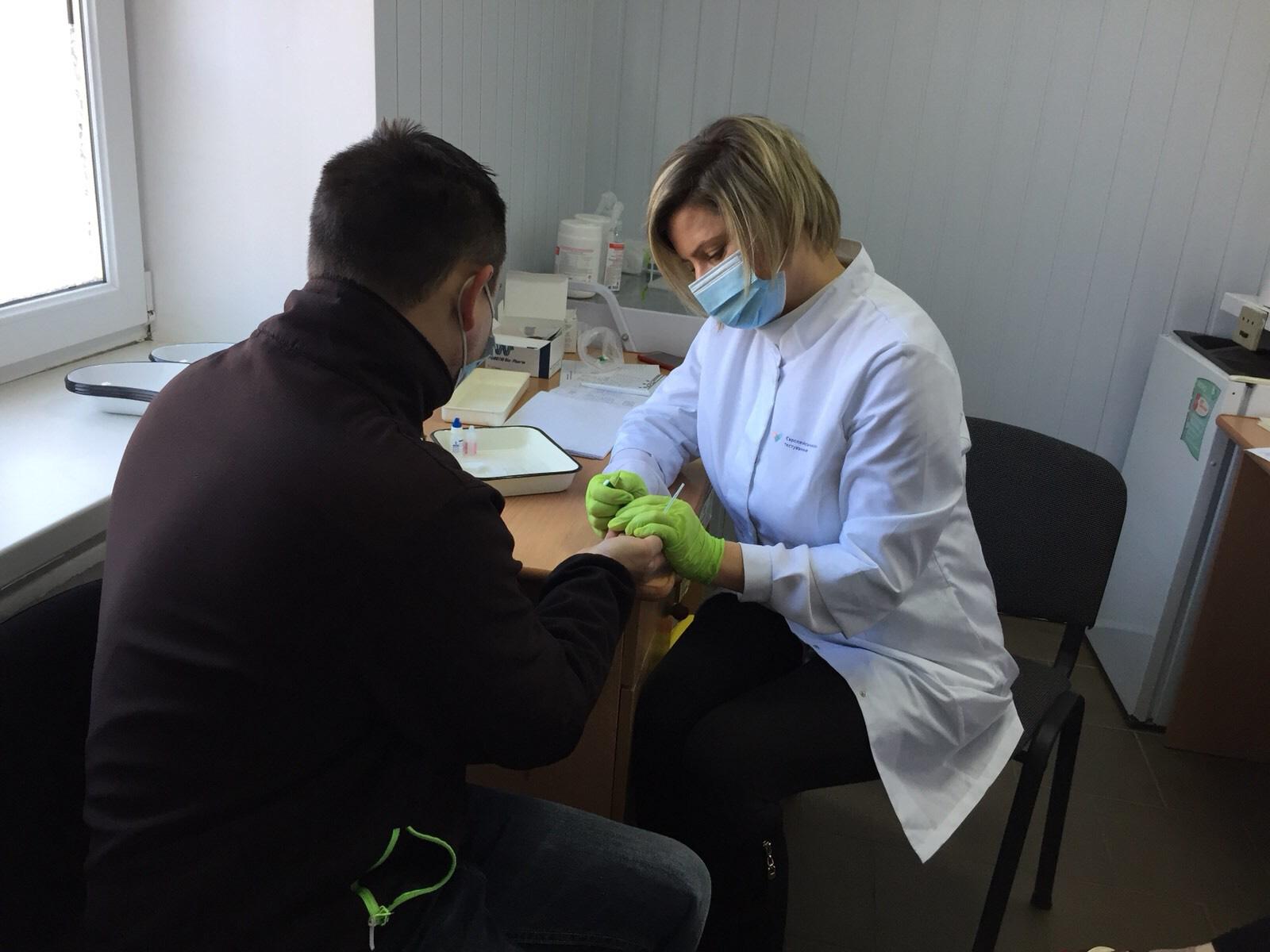 Завершився Європейський тиждень тестування на ВІЛ та гепатити!